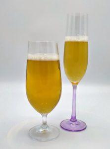 cerveza flauta cava