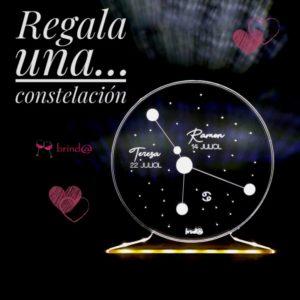 constelaciones lámpara