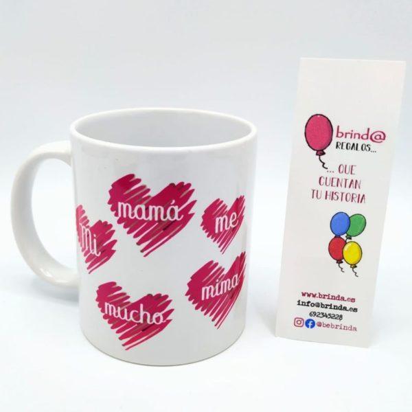 taza mi mamá me mima