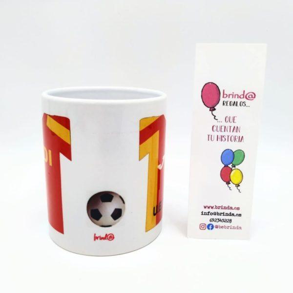 taza futbol UE Vilanova 3