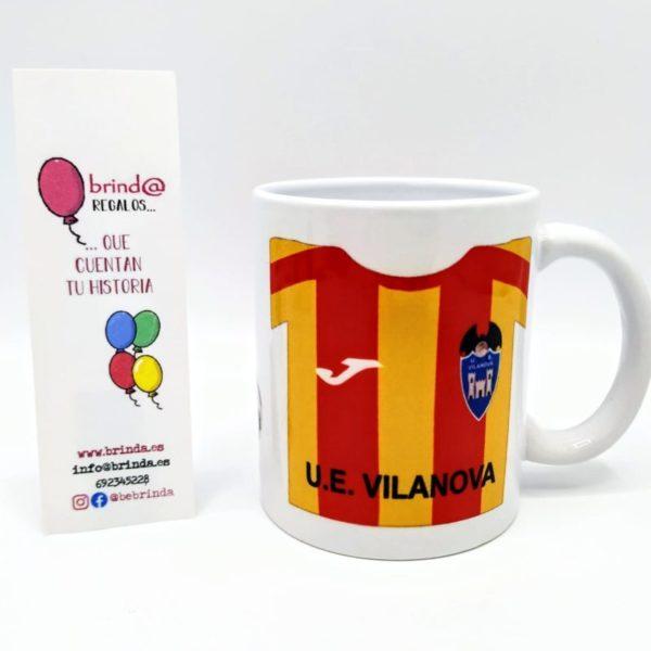 taza futbol Vilanova