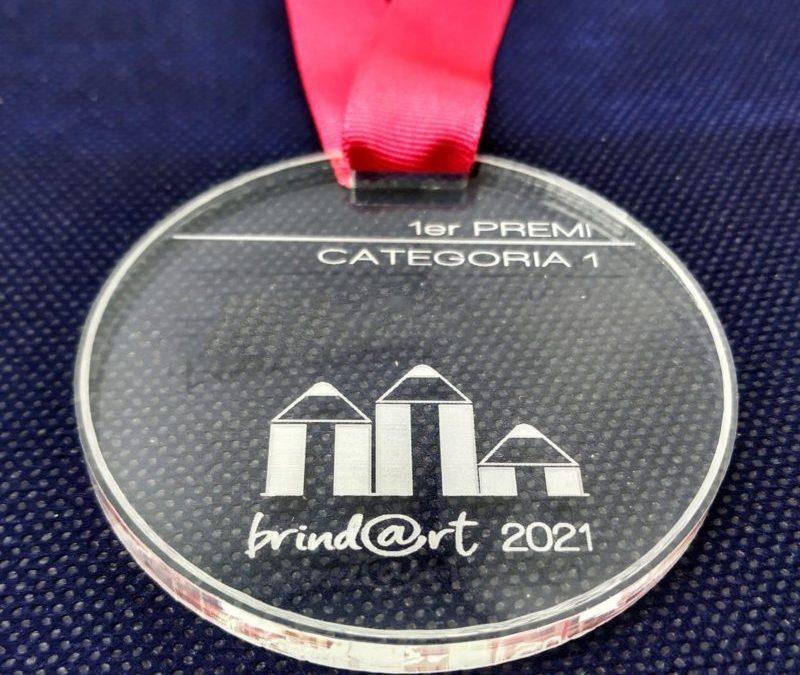 medalla brindart